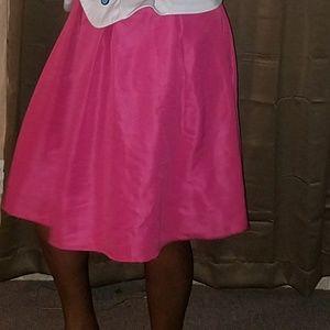 New York & Company Skirts - Box pleated skirt
